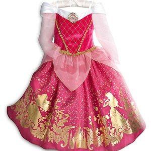 Disney aurora costume
